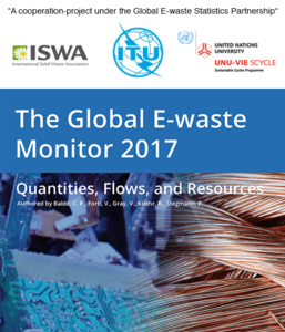 The Global E-waste Monitor 2017